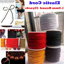 1 Roll Elastic string for Bracelets,Necklace,Beading and Sew