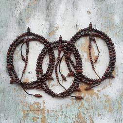 100 Dhikr Beads Morocco Style Tamarind Heartwood Muslim Tasb