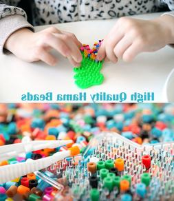 1000pcs bag 2.6mm mini hama Perler beads kids DIY toys Color