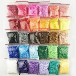 1000Pcs Bag /30 colors 2.6mm Mini Iron Fuse Hama Perler Bead