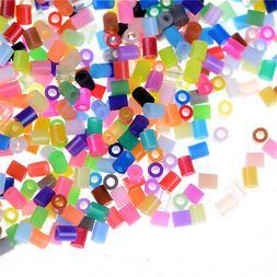 1000pcs/Set DIY 2.6mm Mixed Colours HAMA/PERLER Beads for GR