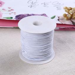 100m Elastic Stretch Beading Thread Cord Bracelet String for