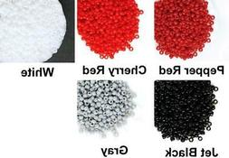 10g Opaque Round Glass Japanese TOHO Seed Beads 11/0 2.2mm