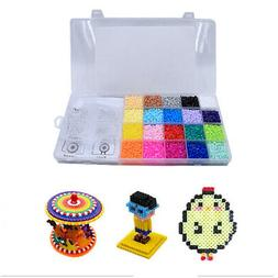 Beads 11000pcs 2.6mm Hama Beads Mixed Iron Kids Arts & Craft
