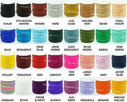 1mm 1.5mm - Chinese Knot Nylon Cord Shamballa Macrame Beadin