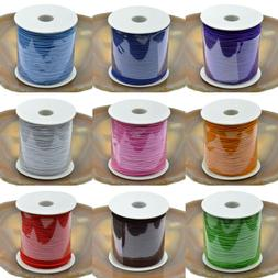 1Roll Elastic string for Bracelets,Necklace,Beading and Sewi