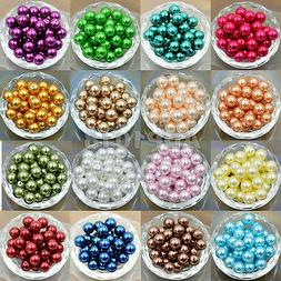 200pcs Top Quality Czech Glass Pearl Round Loose Beads 3mm 4