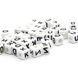 20g Acrylic Letter Beads for Jewelry Making Supplies Alphabe