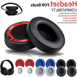 2X Replacement Ear Pads Cushion For Beats by Dr. Dre Studio
