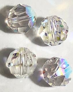 100% GENUINE Crystallized Swarovski Elements 5000 Round Bea