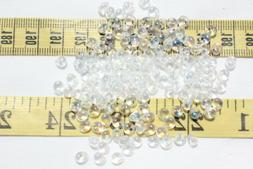 4mm Magatama Drop Miyuki Crystal AB Beads Crafts Jewelry Mak