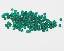 4mm May Birthstone Crystal Beads - 100 Count