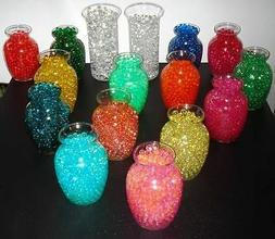 Water Beads - Expanding Gel Beads for Flowers , Vases & Cent