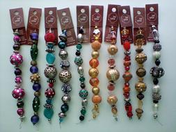 Bead Landing 7in Boho Bead Strand, assorted sizes, shapes &