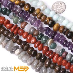 8x12mm Freeform Potato Nugget Natural Stone Beads For Jewelr