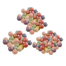 92 pcs/ Bag Acrylic Beads for DIY Necklace and Bracelet, DIY