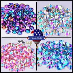 Acryl Imitation Round Pearls Beads No Hole Loose Pearl Bead