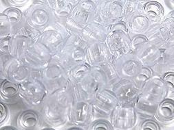 Tara Assorted Color Design 240 Pieces Plastic Beads 10x12 mm