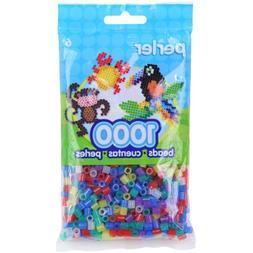 Perler Bead Bag, Glitter Mix