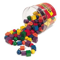 Learning Resources Beads in a Bucket Set of 108