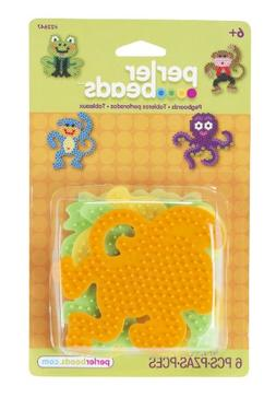 Perler Beads Small Animal Pegboards- 4 Count