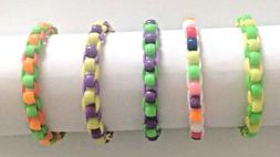Beads Rainbow Loom Bracelets CUSTOM *FREE SHIPPING*