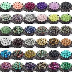 Bulk Gemstones I natural spacer stone beads 4mm 6mm 8mm 10mm