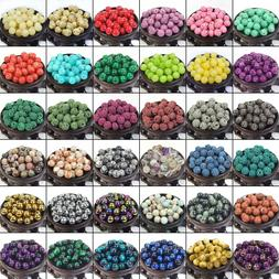 Bulk Gemstones II natural spacer stone beads 4mm 6mm 8mm 10m