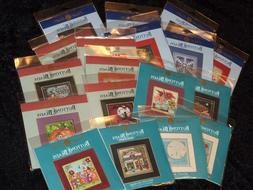 *Mill Hill BUTTONS & BEADS Counted Cross Stitch Kits YOU CHO