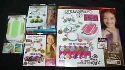 Charmazing Bead Bracelet Making Lot Deluxe Kit Wild Side Sea