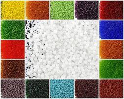 CHOOSE COLOR! 20g 11/0  Seed Beads Rocailles Preciosa Ornela