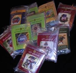 Mill Hill Counted Glass Beads Cross Stitch Kits CHOOSE! Spri