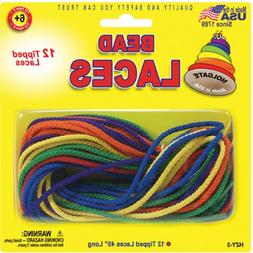 Creative Cords 45 12/Pkg-Assorted Colors