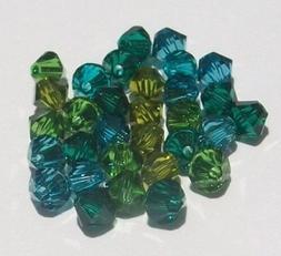 Swarovski crystal beads bicone style 5328 Mix 201 - choose b