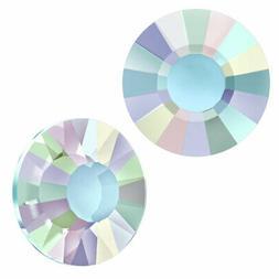 Swarovski Crystal, Low Profile Round Flatback Rhinestone SS1
