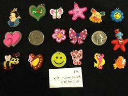 Cute Charms For Rainbow Loom Bracelet Rubber Bands! New bead