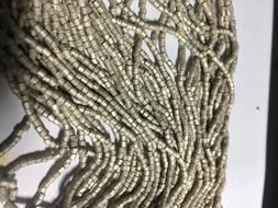 Czech Terra 2 Cut Seed Beads   **** UPICK COLOR & SIZE*****