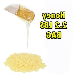 Depilatory Hard Wax Beans for Hair Removal Pearl Beads Self