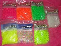 Darice Designer Craft Neon Craft pony Beads 8 colors to pick