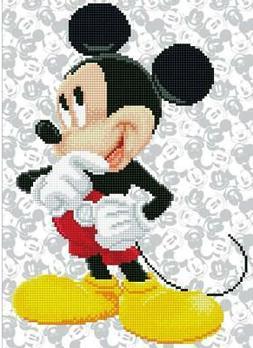Diamond Dotz® Disney Mickey Mouse Diamond Painting