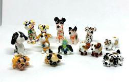 Dog Handmade Glass Animal Beads Charms Fit Pandor Bracelet,