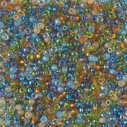 Fields of France Miyuki Mix Round Seed Beads  Grams Sizes 11