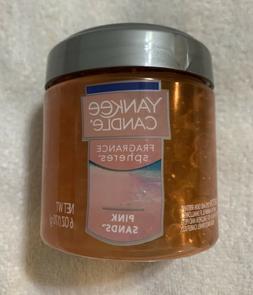 Yankee Candle Fragrance Spheres Pink Sands Odor Neutralizing