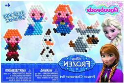 Disney Frozen character set Aquabeads water bead Anna Elsa O