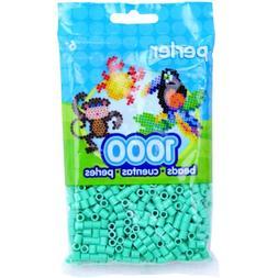 Perler Fun Fusion Beads 1000/Pkg-Light Green