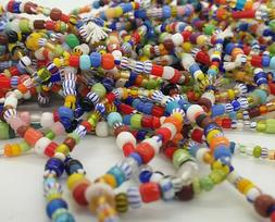 Glass Beads for Jewelry Making -72 inches of solid and str