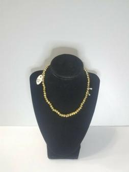 Gold Tone Metal Beads Made In India For Crafting Jewelry Mak