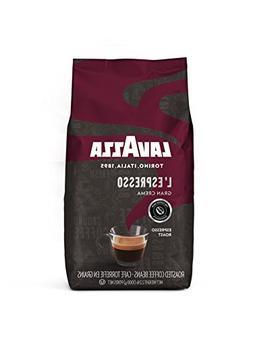Lavazza Gran Crema Espresso, 2.2 Lbs, No Tax, Free Ship