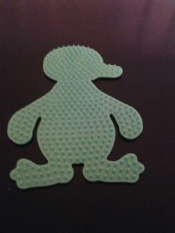 Perler / Hama  Beads Large Duck  PegBoard NEW
