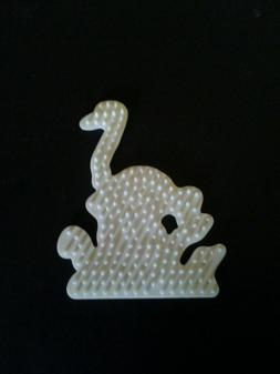 Perler / Hama  Beads Large  Ostrich Pegboard  NEW